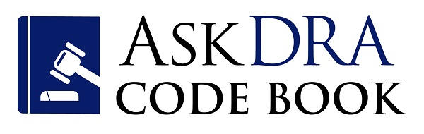 Member benefits we are happy to announce the launch of the askdra code book the most complete compilation of laws and regulations related to reporting today fandeluxe Gallery