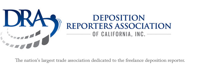 Deposition Reporters Association of California